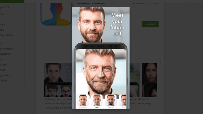 FaceApp, a viral photo-editing app that allows users to see what they may look like in old age has proved to be an online hit. But it has raised significant security and privacy concerns.