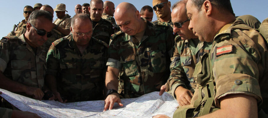 Learn how the Strategy Nord team provided effective Military Intelligence training in Lebanon encompassing Tactical and Operational Intelligence.