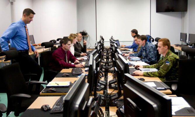 Learn how Strategy Nord designs and implements strategic Cyber Defence Frameworks on-behalf of military forces and European inter-governmental institutions.